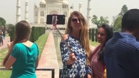 """印度推出""""惊奇游"""" 去哪玩游客不知情 首都晚间报道 20191014 1080"""