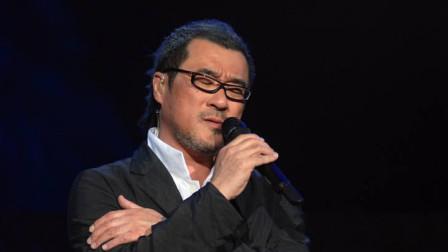 李宗盛现场演唱《我是真的爱你》,沧桑沙哑的嗓音,唱哭了多少人