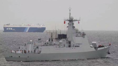 零距离接触日本海上自卫队护卫舰,每分钟120发的它全程无人!