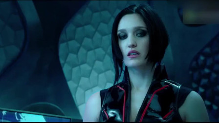 机器之血:成龙被生化人锁定,竟要上门寻仇?这个对手看着好害怕