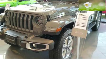 2019款全新Jeep牧马人到店实拍,看完外观内饰买不买自己做决定!