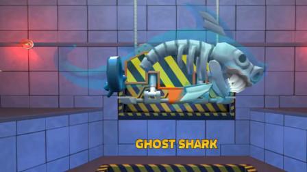 饥饿鲨进化:一次性解锁了四款最新的鲨鱼,有你想玩的吗?