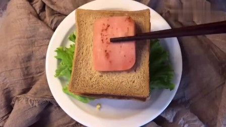 学会制作三明治,再也不用为早餐发愁了