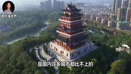 江西这座城市,位于三江之口,七省通衢之要地,有机会升二线