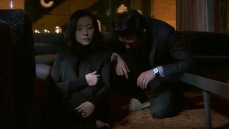 韩灵让肖然去关心小三,怀孕了多照顾她,真心疼韩灵!