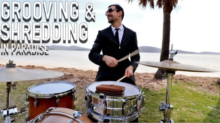 ★ME威律动★Nick Bukey - Grooving and Shredding In Paradise