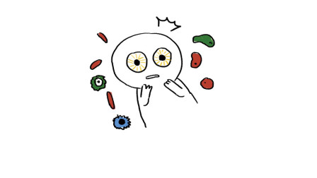 轻知识科普 | 原来自己眼睛里的浮游生物是它,你能想到么?
