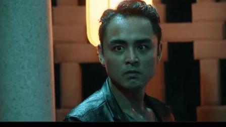 演员请就位:明道陈若轩互相挟持对方父亲雨中对抗,明道眼神绝了