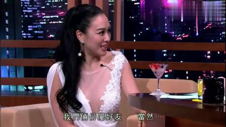 今晚睇李李思捷模仿周星驰的声音跟钟丽缇对话这也太厉害了