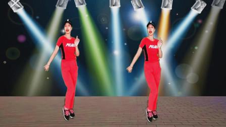 唱歌跳舞《月亮代表我的心》 欢哥带跳舞,浪漫极了