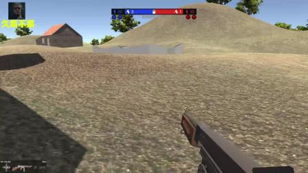 战地模拟器:敌方这波火力太凶猛了,还没落地就成盒了