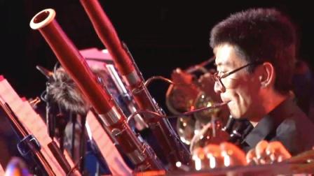 合奏曲《北京喜讯到边寨》,喜讯之声传响四方 2019奥林匹克公园音乐季 20190908