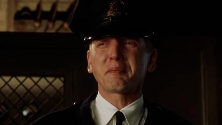 死刑犯被执行电刑,狱警都为他哭泣,20年来最好电影之一