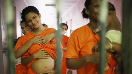 女子监狱没有男人,为什么总有女犯人怀孕?看完知道了