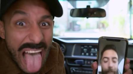 四川方言搞笑配音:出租车司机遇到黑豹?搞笑操作笑的肚儿痛