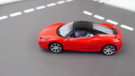 多辆超炫酷小车的竞赛看看你们喜欢哪辆