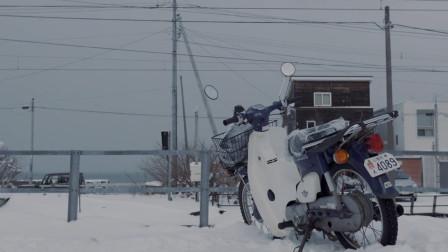 生活累了,就停下脚步,去北海道看看雪吧