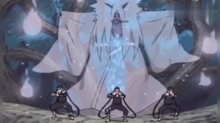 """木叶丸终于召唤出了通灵兽小猿魔,看来他或许是""""第八代目火影"""""""
