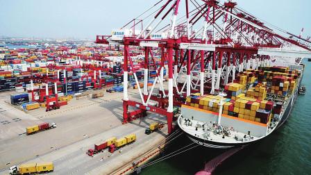 """中国经济再公布亮眼成绩,""""一带一路""""沿线外贸增长高达9.5%"""