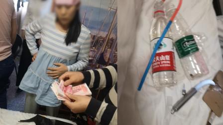 父母卖新生儿换手机和毒品  抓捕现场曝光