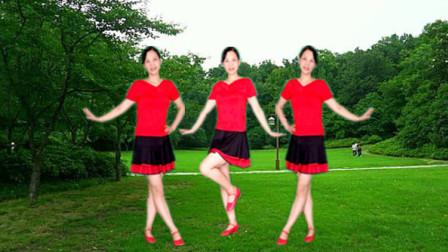 时尚健身步子舞《望爱却步》火热网络情歌,动感DJ更好听!