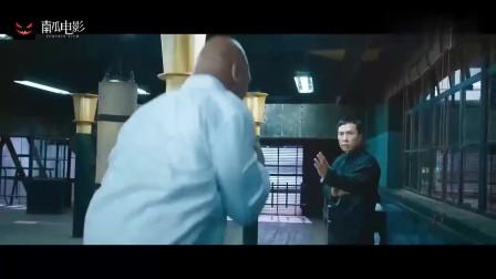 影视拳王泰森公然挑衅叶问若不是演戏肯定撑不过三分钟