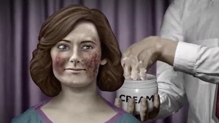 科学家发明一种神奇乳霜,可以治愈身体缺陷,还能让智障变聪明