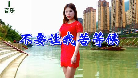 一首情歌《不要让我苦等候》林翠萍,唱的撕心裂肺,听哭了多少痴情人!