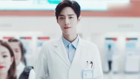 余生请多指教:肖战的笑容太治愈了!网友:顾医生请给我看病吧!