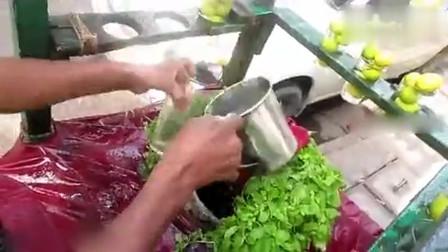 印度的现做柠檬汁!感觉这喝的全是洗手的水(1)