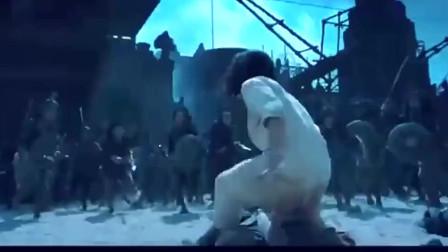 继李小龙与成龙和李连杰之后又一最杰出的武打演员