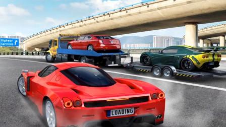 【永哥玩游戏】豪车驾驶停靠技巧 豪车城市模拟驾驶停靠