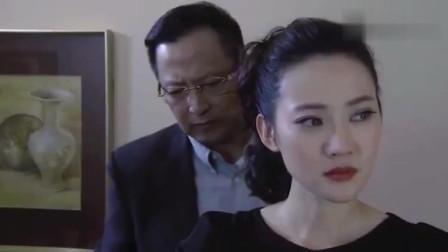 年轻少妇为救丈夫去求人,总裁趁人之危提出无理条件,无耻!