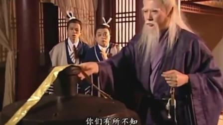 西游记:镇元子不愧是地仙之祖,这件法宝可叱咤风云