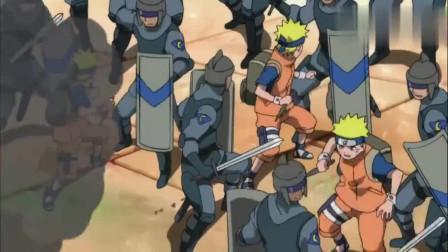 火影忍者:卡卡西小组护送王子回家,竟遇到了大臣谋反夺权