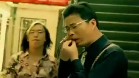 黄渤这一段, 没有二十年的流氓史, 一般人绝对演不出来