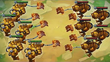云顶之弈:面对一堆的机器人,你要选择如何破局