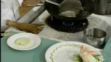 广东葱油饼粤菜八大菜系正宗的做法视频教程制作方法