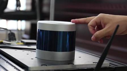 这是什么黑科技?配备厘米级定位的激光雷达,能做各种高难度任务