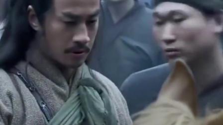 """楚汉传奇:马车突然失控,不想""""一代霸王""""项羽徒手就将其控制住了"""