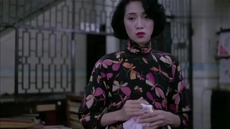 胭脂扣:梅艳芳复古登场,说话太温柔,真的太美了!