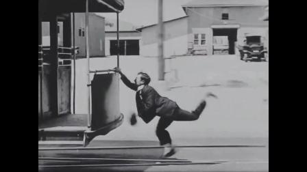 成龙偶像,卓别林对手,默片时代动作之王,巴斯特基顿集锦