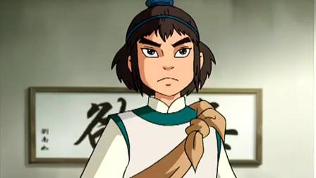 围棋少年:刘楠如穷极一生布棋局,被江流儿轻易解开,英雄出少年