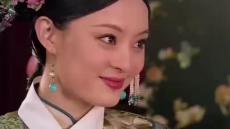 甄嬛传:皇帝送眉庄东西,哪想自己高兴不起来,甄嬛却在旁笑着