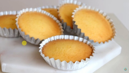 玛德琳蛋糕食谱,蛋糕要做好,中间这几步最重要,赶紧试试吧