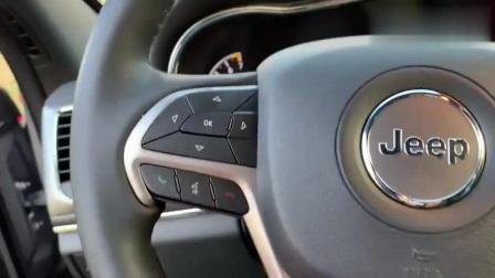 2019款吉普大切诺基Limited,按下钥匙车门打开,我放弃了普拉多