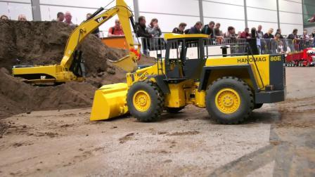 RC遥控卡车拖拉机挖掘机活动