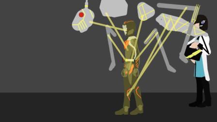 《假面骑士》自制变身动画特效短片!新的英雄