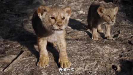 傻鬣狗:啊哈哈哈,你再吼一个——狮子王真人版.