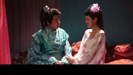 唐朝好男人:妻子看出丈夫外面有事,丈夫的举动,看了让人脸红!